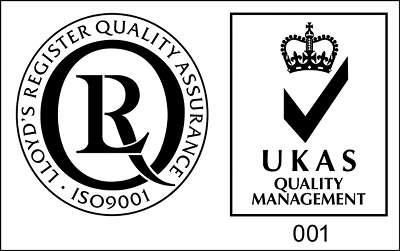 Το Lloyd's Register of Quality Assurance (LRQA) πιστοποίησε την ErgoQ κατά ISO 9001:2008