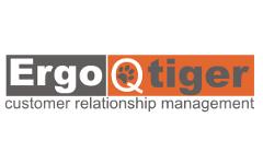 ergoqube ergoqtiger-crm-logo
