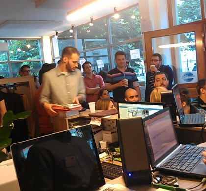 H ErgoQ χορηγός στο Startup Live στη Θεσσαλονίκη